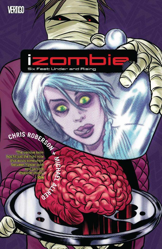 iZombie Vol 3 cover