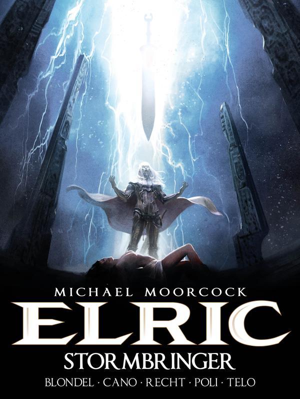 Elric volume 2: Stormbringer