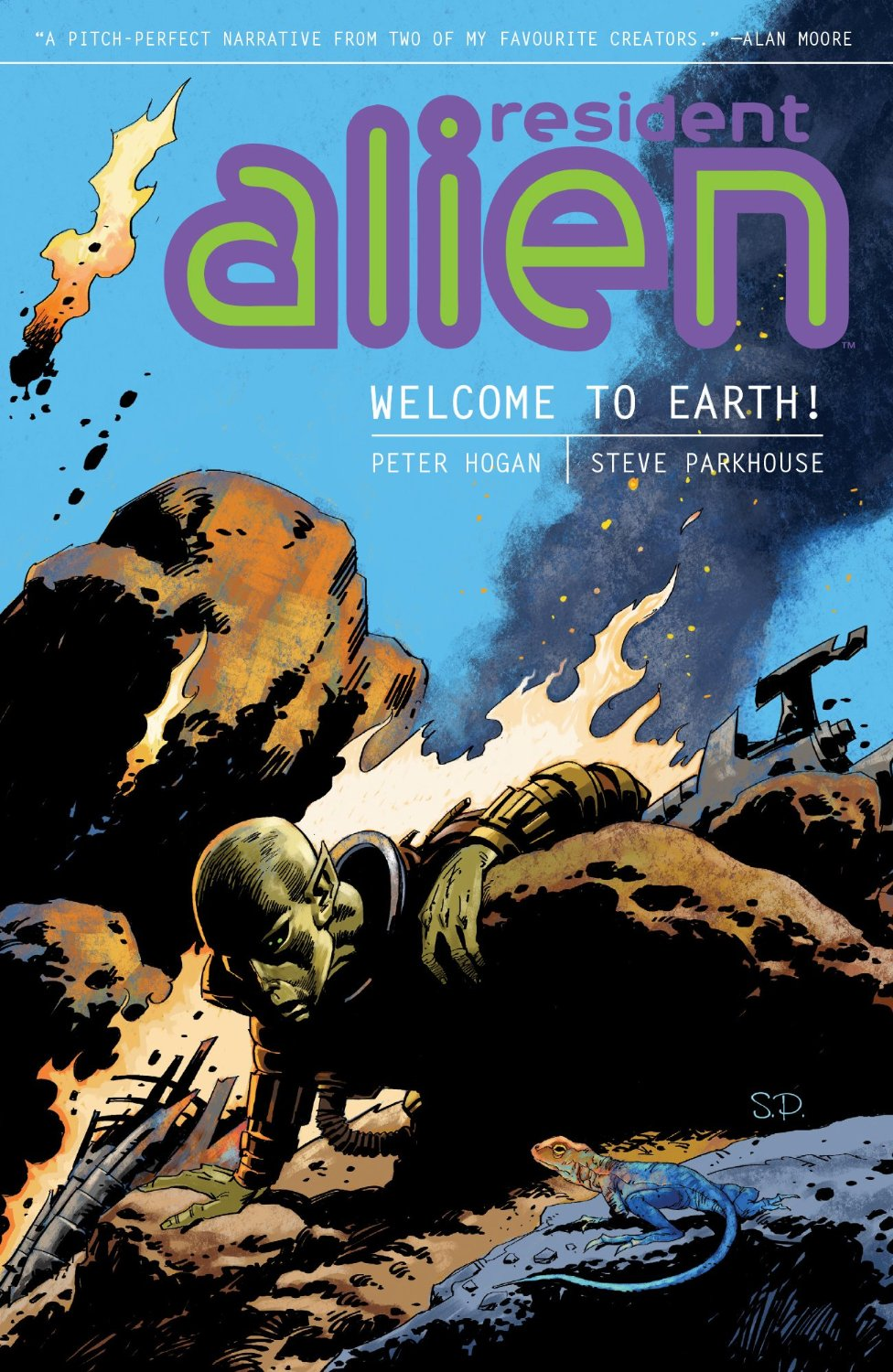 Resident Alien: Welcome To Earth!