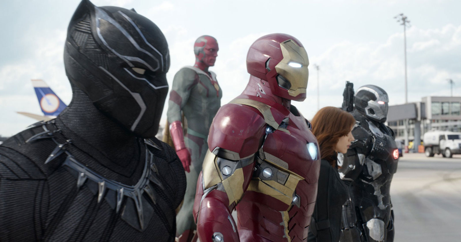 Captain America: Civil War still