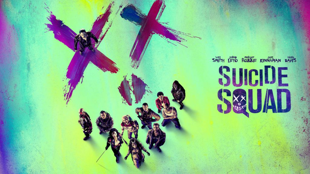 Suicide Squad Alternative Poster